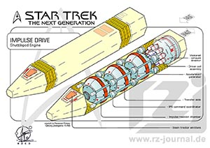 warp antrieb star trek